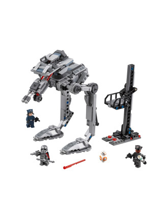 Star Wars First Order AT-ST