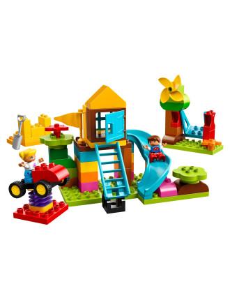 Duplo Large Playground Brick Box