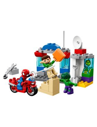 Duplo Spider Man & Hulk Adventures