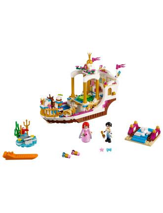 Disney Ariel's Royal Celebration Boat