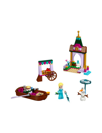 Disney Elsa's Market Adventure