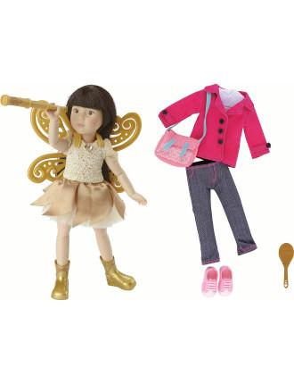 Deluxe Luna Kruselings Doll