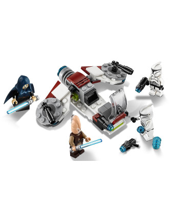 Star Wars Jedi and Clone Troopers Battle Pack