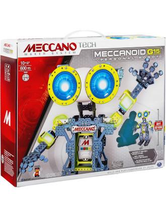 Meccanoid Rms G15