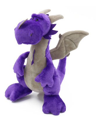 Dragon Purple Standing