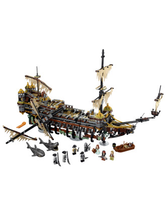 Lego Silent Mary Pirates Of The Carribean