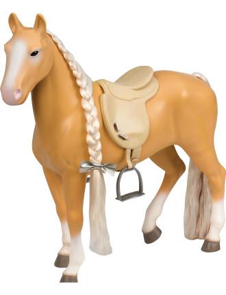 20' Horse, Lusitano Hair Play
