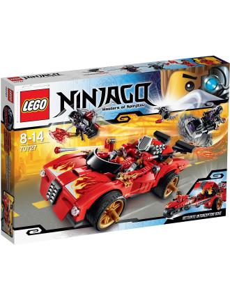 Ninjago X-1 Ninja Charger