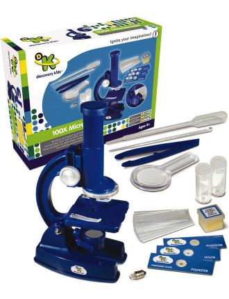 100x Microscope