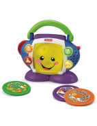 Laugh and Learn CD Player $23.96