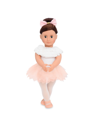 Valencia 18' Non Poseable Doll