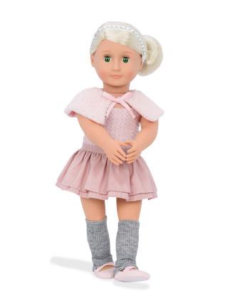 Alexa 18' Non Poseable Doll