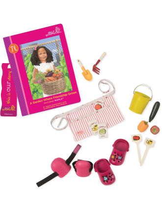 Nahlas Book And Outfit Set