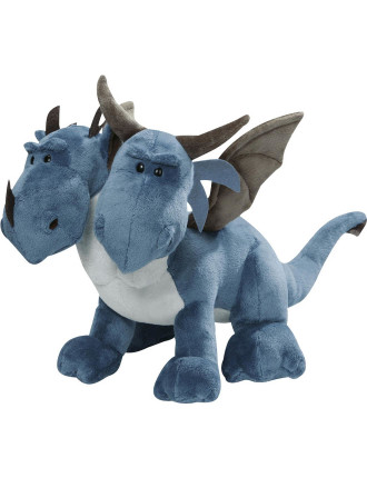 Plush Double Head Dragon