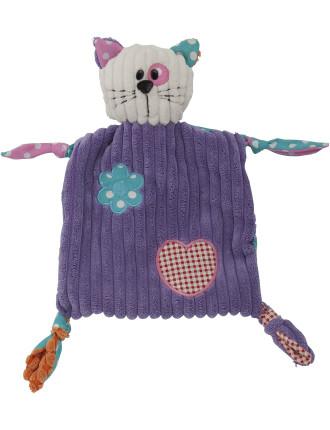 Patchwork Pals Chloe Cat Comforter