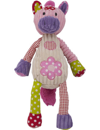 Patchwork Pals Harriet Horse Toy