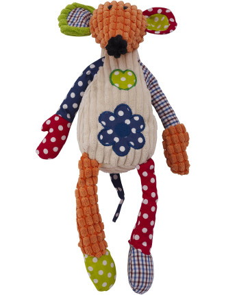 Patchwork Pals Maximus Mouse Toy