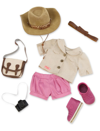 Deluxe Safari Outfit