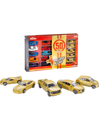 50th Year Anniversary Car Pack