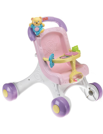 Brilliant Basics My Stroll & Play Walker