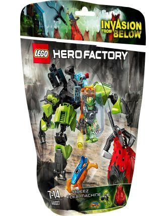 Hero Factory Breez Flea Machine