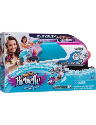 Rebelle Blue Crush Water Blaster