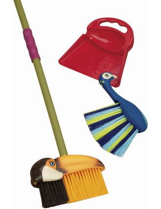 Tropical Cleaning Set