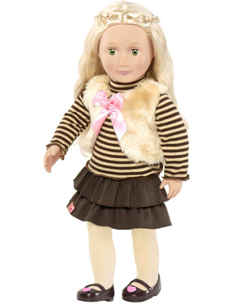 Holly non Poseable Doll
