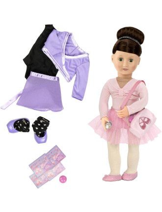 Sydney Lee 18 inch Poseable Doll