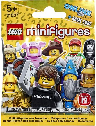 Lego Minifigures - October 2014 Series