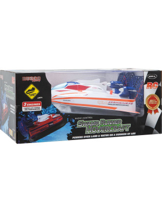 Rusco Racing Swamp Runner Hovercraft