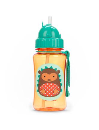 Hedgehog Zoo Straw Bottle