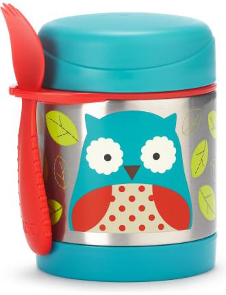 Owl Zoo Insulated Food Jar