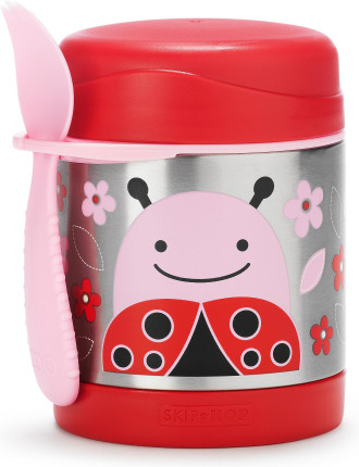 Ladybug Zoo Insulated Food Jar