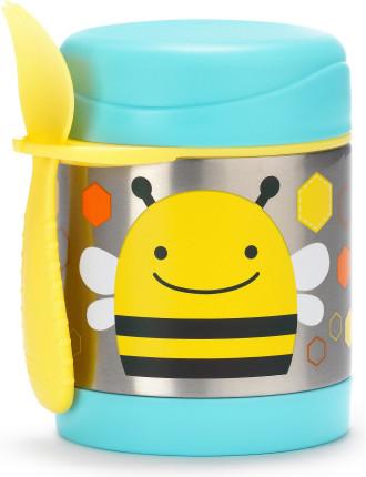 Bee Zoo Insulated Food Jar