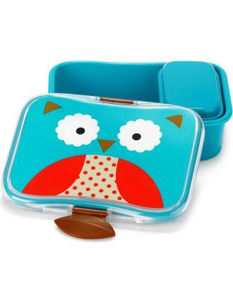 Owl Zoo 4 Piece Lunch Kit