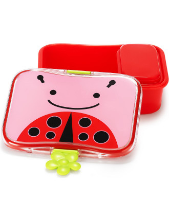 Ladybug Zoo 4 Piece Lunch Kit
