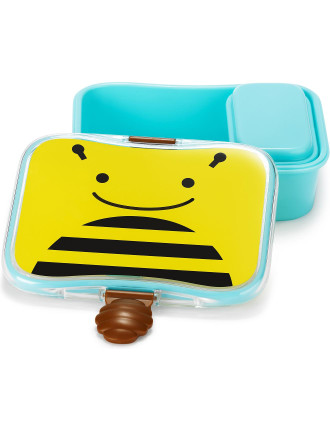 Bee Zoo 4 Piece Lunch Kit