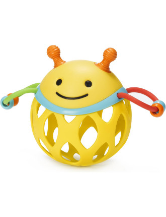 Bee Grab Rattle