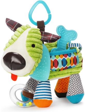 Hound Dog Bandana Pals Stroller Toy