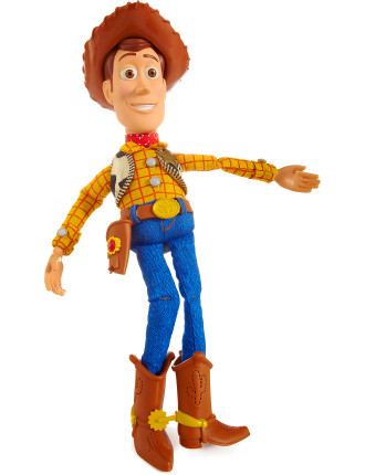 12' Talking Woody Figure