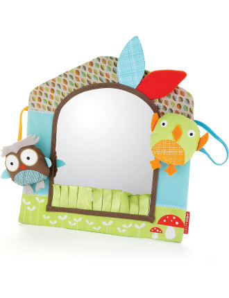 Treetop Friends Activity Mirror