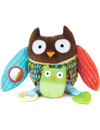 Owl Treetop Friends Activity Toy