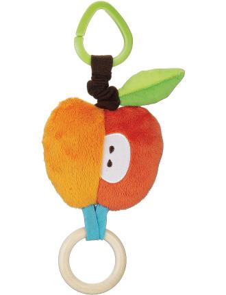Skip Hop Apple Treetop Friends Stroller Toy