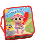 Emily'S Day Soft Book $19.95