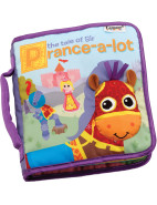 The Tale Of Sir-Prance-A-Lot Soft Book $19.95