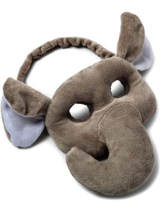 Elephant Plush Animal Mask
