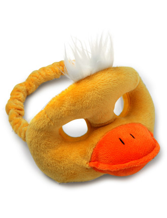 Duck Plush Animal Mask