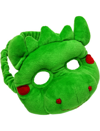 Crocodile/Dinosaur Plush Animal Mask
