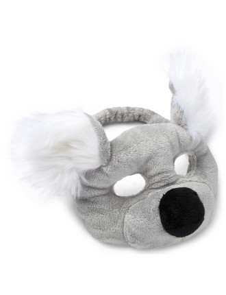 Koala Plush Animal Mask